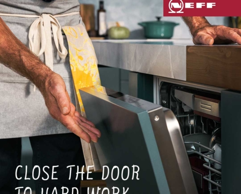 NEFF Behind The Doors