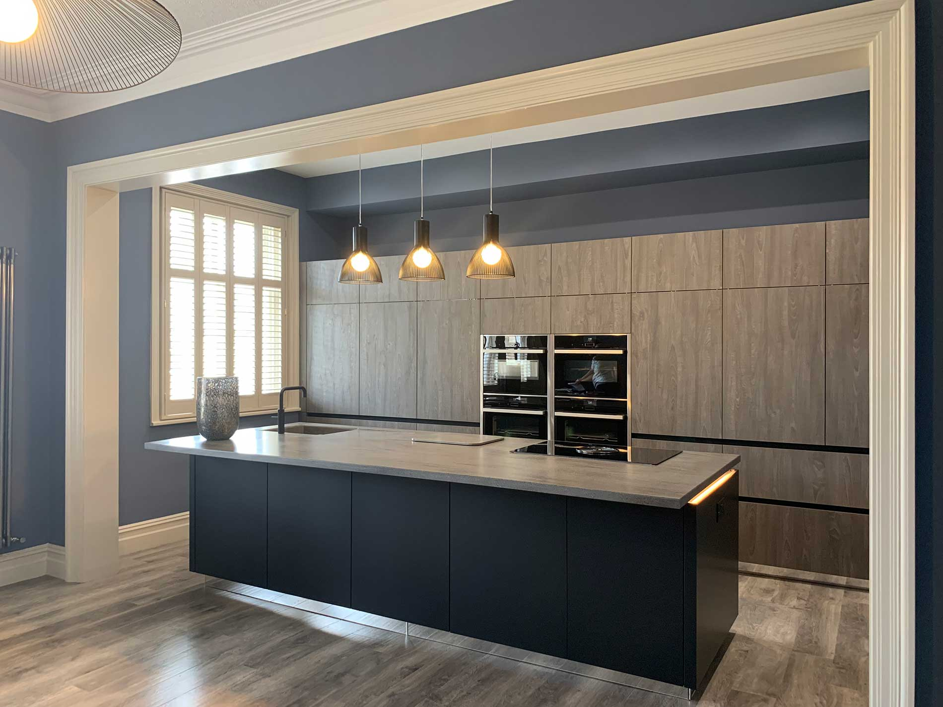 New Bauformat kitchen in Halifax | Concept17 Kitchens