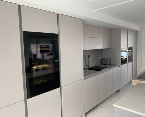 Bauformat Handleless Kitchen