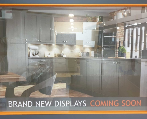 New Display Coming Soon - Batley Showroom