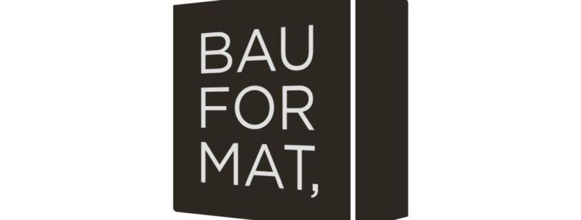 Bauformat Logo
